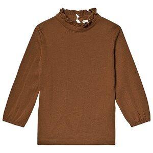 minimalisma Vanja Top Cinnamon 2-3 r