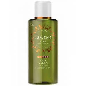 Lumene SISU Deep Clean Purifying Cleansing Oil (150ml)