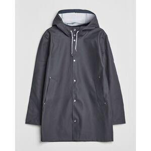 Stutterheim Stockholm Raincoat Charcoal
