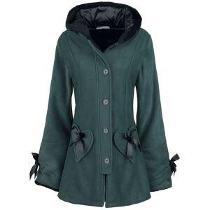 3ed006d76ef Se TILBUD på poizen industries alison coat jakke for damer svart på ...