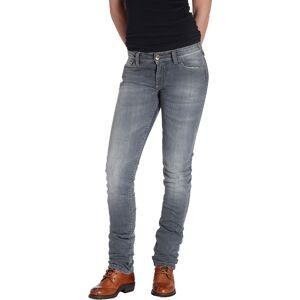 Rokker The Donna  Lady Jeans Grå 3XL