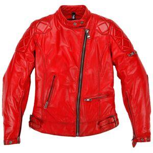 Helstons KS70 Skinn jakke Rød L