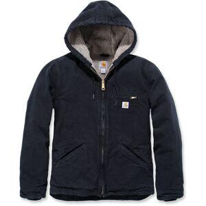 Carhartt Sandstone Sierra Ladies jakke Svart S