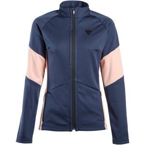 Dainese HP2 Mid Full Zip Ladies funksjonell jakke Svart Rosa XS