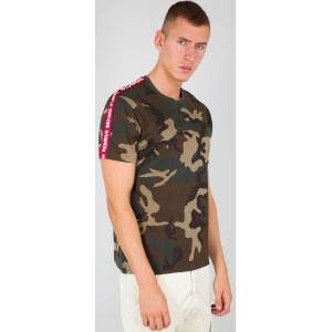 Alpha Industries Alpha-Industries-RBF-Tape-T-Shirt-0044 Flerfarget M