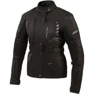 Rebelhorn Hiker II Ladies Motorsykkel Tekstil Jakke Svart 2XS