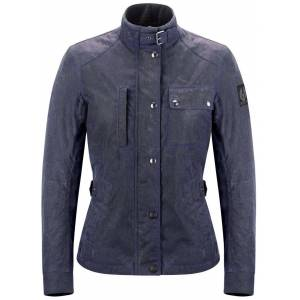 Belstaff Kate´s Cottage Ladies jakke 48 Blå