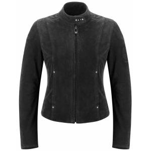 Belstaff Clearways Ladies jakke 46 Svart