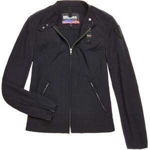 Blauer USA Biker Stretch Sport Ladies jakke S Svart