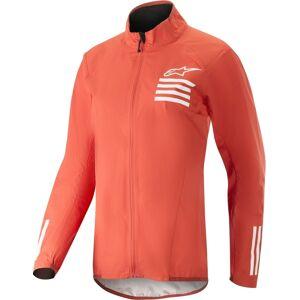 Alpinestars Stella Descender Ladies sykkel jakke L Hvit Oransje