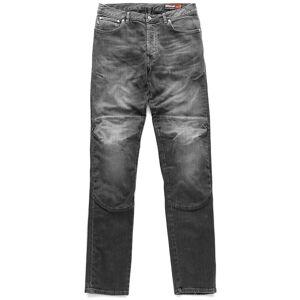 Blauer Kevin 2.0 Stone Motorsykkel jeans 36 Grå