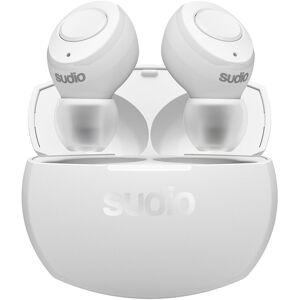Sudio Tolv R - True Wireless - Svart