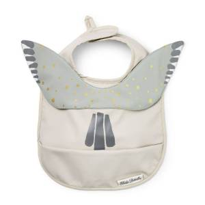 Elodie Details Baby Bib, Watercolor Wings