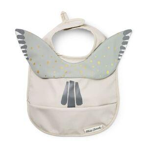Elodie Details Baby Bib, Watercolor Wings