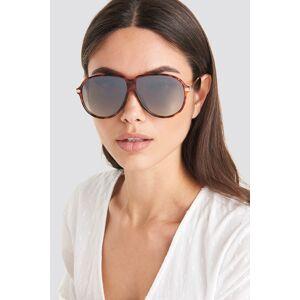 MANGO Molly Sunglasses - Brown