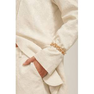 ART Twisted Chunky Chain Bracelet - Gold