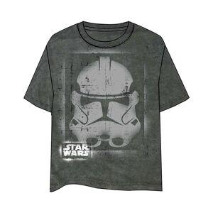 Mørk Grå Star Wars Unisex T-skjorte