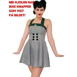 dd5a5833 Se TILBUD på 50-Talls Superheltinne - Vintage Badedrakt hos ...