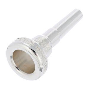 K&G Tenor Horn 5D silver plated