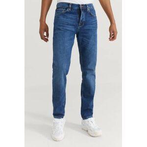 Nudie Jeans Jeans Steady Eddie Ii Blue Vibes Blå  Male Blå