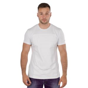 Dainese T-Shirt Dainese Lean-Angle Vit/