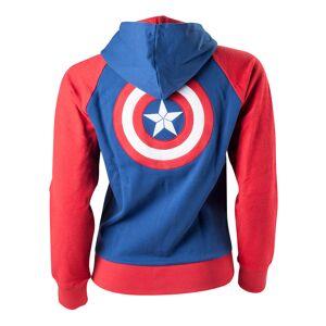 Övriga företag Captain America Dam Hoodie - Medium