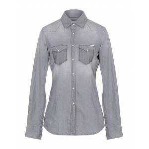AGLINI Denim shirt Women