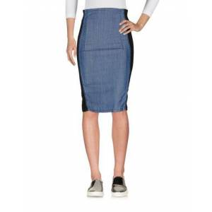 ANNARITA N Denim skirt Women