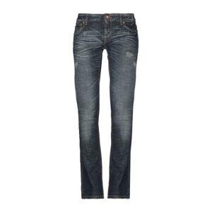 BRIAN DALES Denim trousers Women