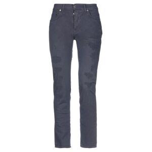 AGLINI Denim trousers Women