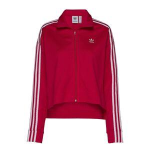 adidas Originals Tracktop Sweat-shirt Tröja Röd Adidas Originals