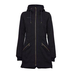 Bergans Myrull Lady Coat Outerwear Sport Jackets Blå Bergans