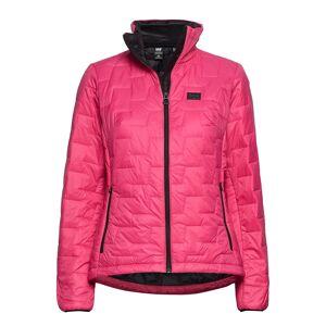 Helly Hansen W Lifaloft Insulator Jacket Outerwear Sport Jackets Rosa Helly Hansen
