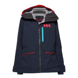 Helly Hansen W Aurora Shell 2.0 Jacket Outerwear Sport Jackets Blå Helly Hansen