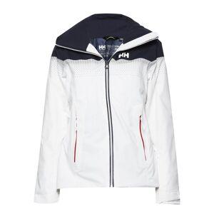 Helly Hansen W Motionista Lifaloft Jacket Outerwear Sport Jackets Vit Helly Hansen