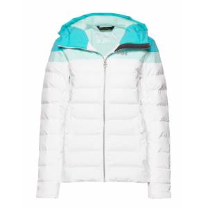 Helly Hansen W Imperial Puffy Jacket Outerwear Sport Jackets Vit Helly Hansen