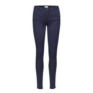 ONLY Onlroyal Life Reg Sk Dnm Jeans 101 Noos Skinny Jeans Blå ONLY
