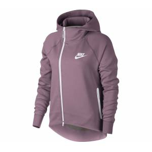 Nike Sportswear Tech Fleece Hodded Dam Jacka L