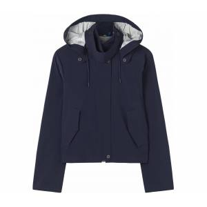 J.Lindeberg - Minna Jacket 2,5 Ply Dam jacket (mörkblå) - M