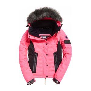 SUPERDRY SPORT® Luxe Snow Dam Skidjacka rosa