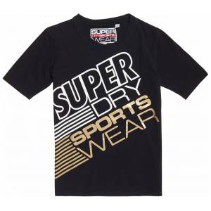 Superdry - Street Sports Dam skjorta (svart) - S