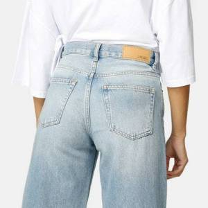 JUNKYARD Jeans - Wide Leg Female 26 Blå