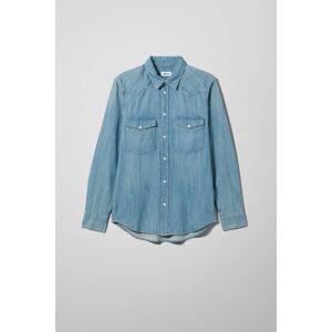 Lucky Rodeo Blue Denim Shirt - Blue