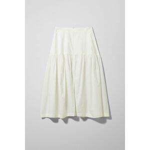 ART Poplin Skirt - White