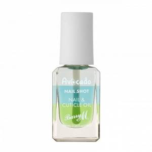 Barry M. Nail Shots Nail & Cuticle Oil Avocado 10 ml Nagelvård