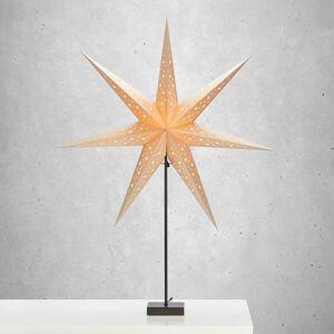 Markslöjd Stående stjärna Solvalla – höjd 100 cm, guld