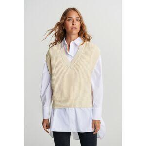 Gina Tricot Johanna knitted vest
