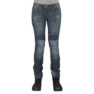 Spidi MC-Jeans Spidi J&Racing Dam Dark Used Blå