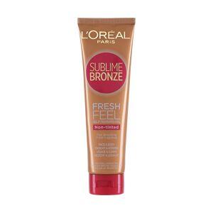 L'Oréal Sublime Bronze Fresh Feel Self Tan Gel Non-tinted 150ml