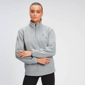 MP Essentials Fleece för kvinnor – Grå - XS